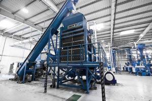 Оборудование для переработки отходов
