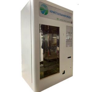 Специфика работы уличного автомата для продажи воды