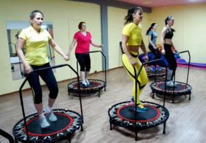 Почему важно заниматься фитнесом на батутах