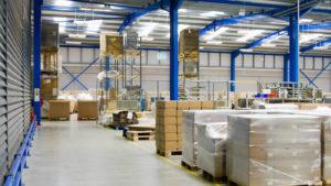 Компания по производству упаковочной продукции