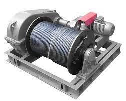 Лебедка тяговая электрическая ТЭЛ-7