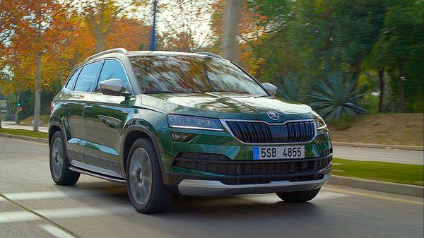 Новый кроссовер ŠKODA KAROQ 2021 – авто, о котором мечтают многие