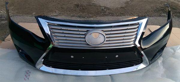 Как снять передний и задний бампер на Toyota Camry